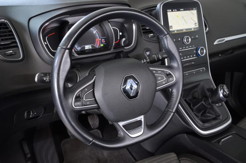 Renault Grand Scenic 1.2 TCe 130KM Złoty 2017 VAT23 MN