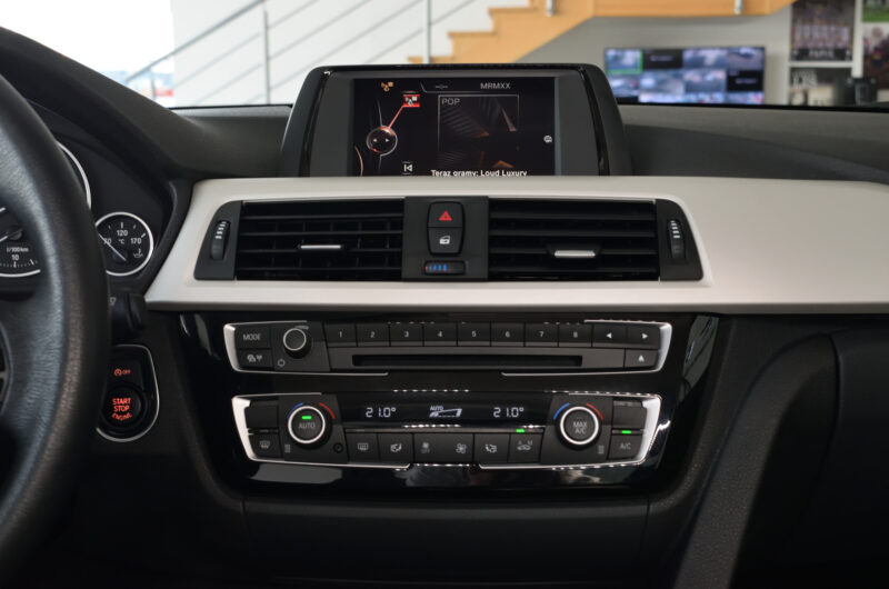 BMW Seria 3 F30 Limuzyna Facelifting 1.5 318i 136KM 2016r. Vat23