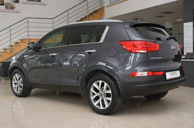 KIA Sportage III 1.7 Diesel 115KM VAT23 Polska 2014 MN