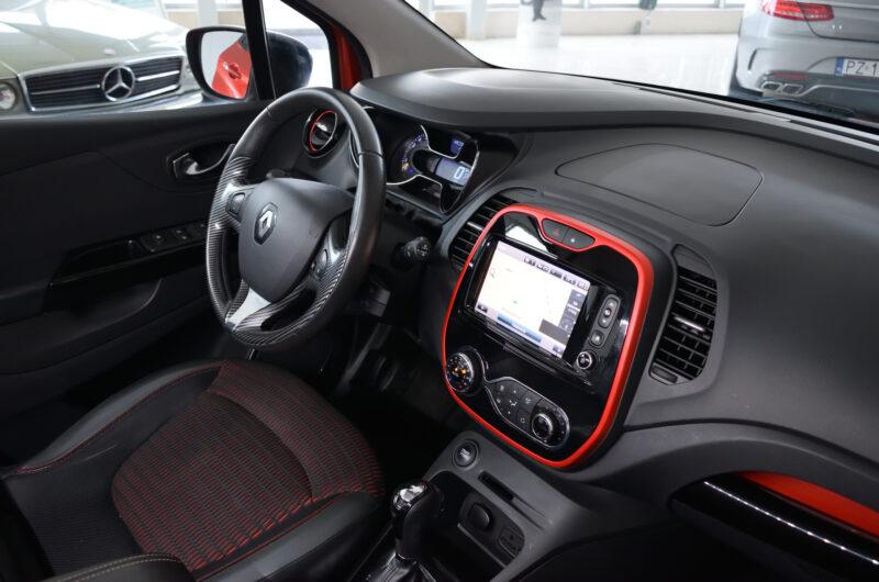 Renault Captur 1.2 120KM VAT23 Polska MN 2015