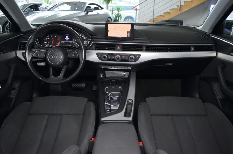 Audi A4 B9 2.0TDI 150KM Szary 2016 VAT23 Polska MN