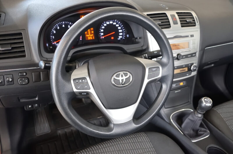 Toyota Avensis 2012 1.6 132KM Polska Marża MN