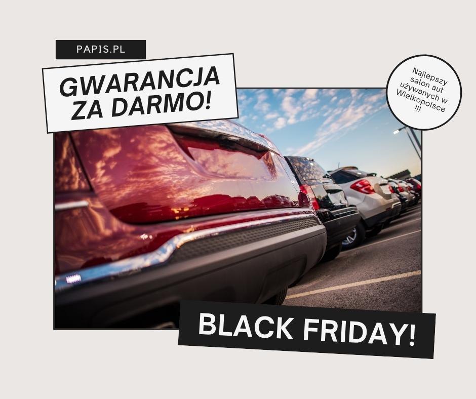 black friday 2020 auta używane
