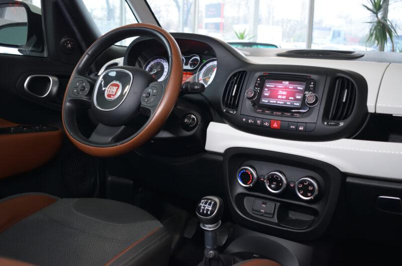 Fiat 500L 1,4 120KM 2014 Polska Marża MN