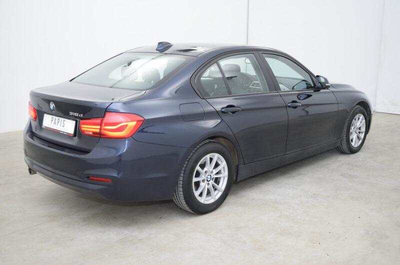 BMW SERIA 3 2.0 316D 116KM 2016′ Polska VAT23