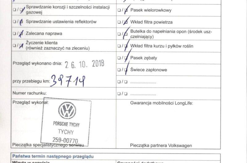 VOLKSWAGEN SCIROCCO 2.0 TSI 180KM 2015′ Polska Marża