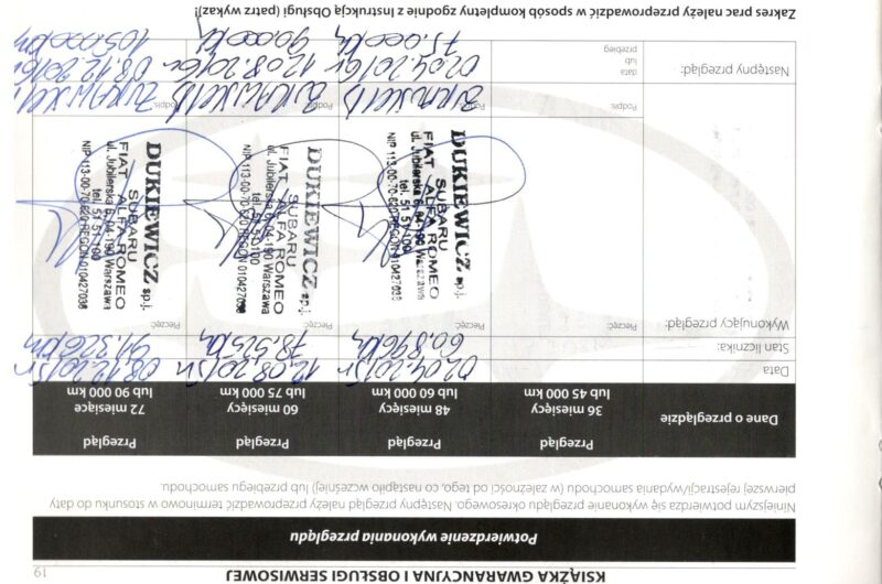 SUBARU FORESTER 2.0D 147KM 2013′ Polska VAT23
