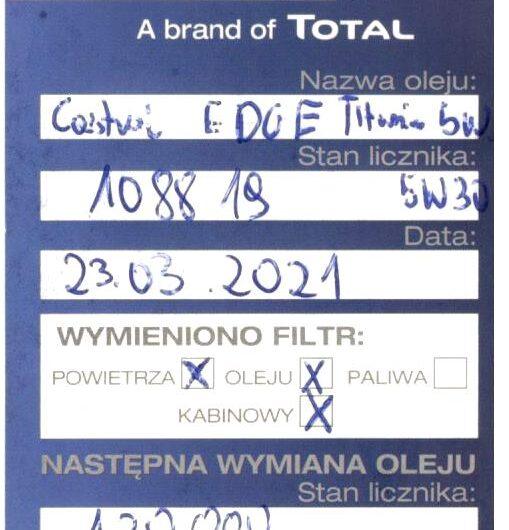 MAZDA 6 2.5 192KM 2016′ Polska Marża