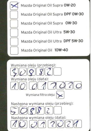 MAZDA 3 2.0 120KM 2016′ Polska Marża
